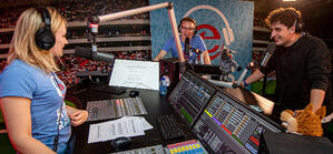Efteling Kids Radio live at Groots Junior