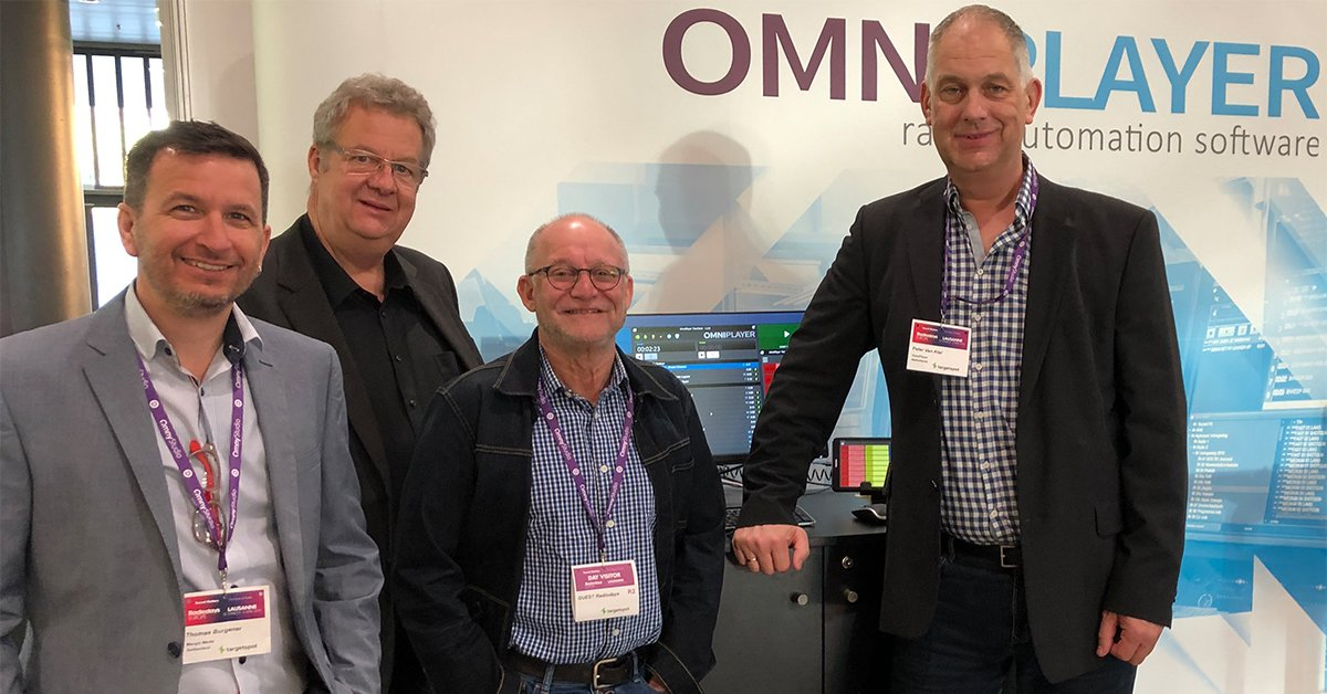 Radio Rottu Oberwallis switches to OmniPlayer for production and playout